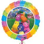 Backyardigans Balloon, 18″, Health Care Stuffs