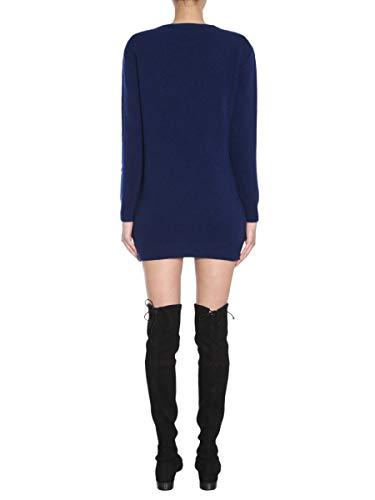 Lana Mujer Vestido Azul J048566021342 Ferretti Alberta q1wvIq