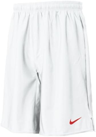 ナイキ ベーシックゲームハーフ (101)ホワイト/バーシティレッド NJP-263236-101 サイズ S