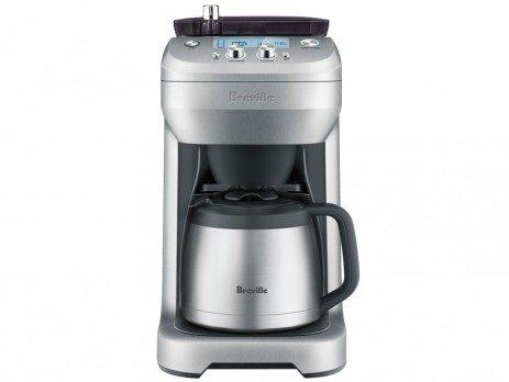 Breville Grind Control Coffee Maker w/Built-In Adjustable Gr