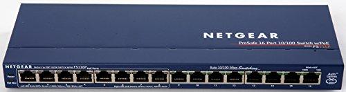 NETGEAR ProSAFE FS116PNA 16-Port Fast Ethernet Switch with 8 PoE Ports 70w (FS116PNA) by NETGEAR (Image #3)