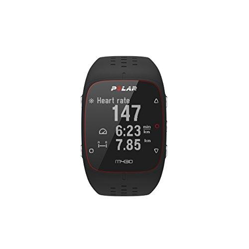 Polar M430 GPS Running Sports Watch Activity Tracker + Wrist Based Heart Rate - Bl