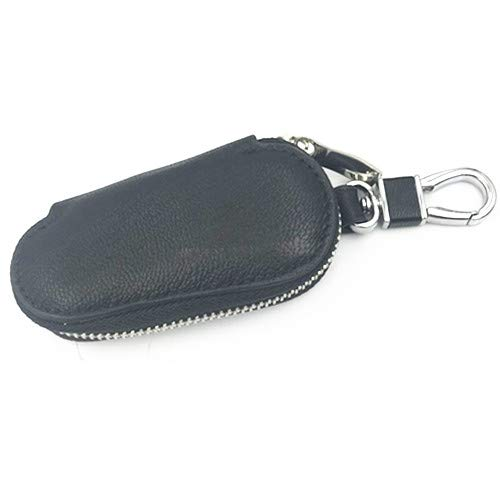 Car Key PU Leather Case Bag Holder Wallet Chain Keychain Pouch For Men SD3