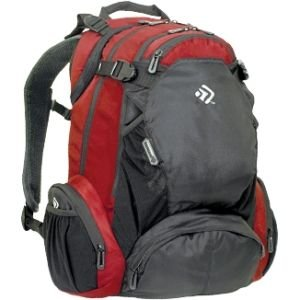 Outdoor Products Power Pack Daypack (Burnt Red), Outdoor Stuffs