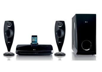 Verbazingwekkend LG HAT 33 S 2.1 Home Cinema Anlage 300 W Gesamtleistung (HDMI ZI-91