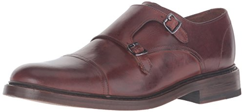 Frye Mænds Jones Dobbelt Munk Slip-on Dagdriver 81122-brun wIMpVZ6p