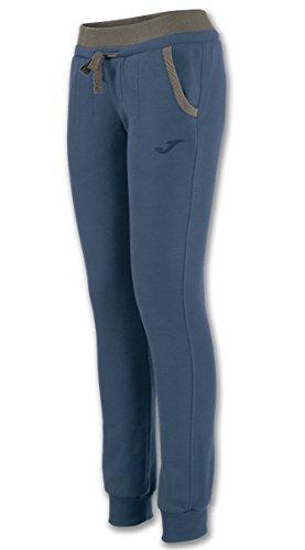 Joma - Pantalon largo puño invictus marino para mujer