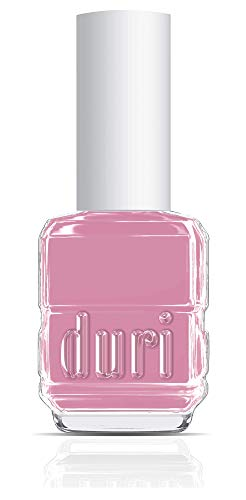 duri Nail Polish No.409, Ice And Desire, Pastel Pink Shade Of Nail Polish, Sheer Coverage, French Manicure, Formulated without DBP, toluene, formaldehyde .5 fl.oz. 15 ml.