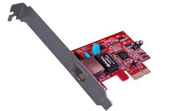 Enter PCI Express Mini PCI LAN Card Network Interface Adapter