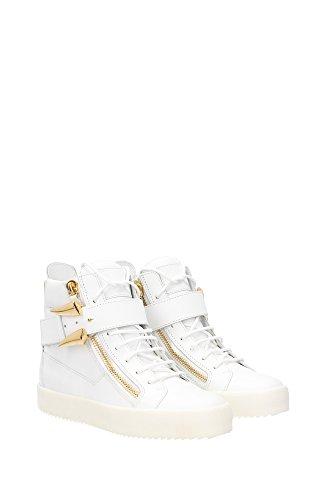 Bianco Giuseppe EU RS6103MAYBIANCO Donna Sneakers Zanotti YWYwCq1Xc