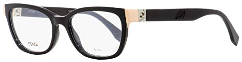 FENDI Eyeglasses 0130 029A Black ()