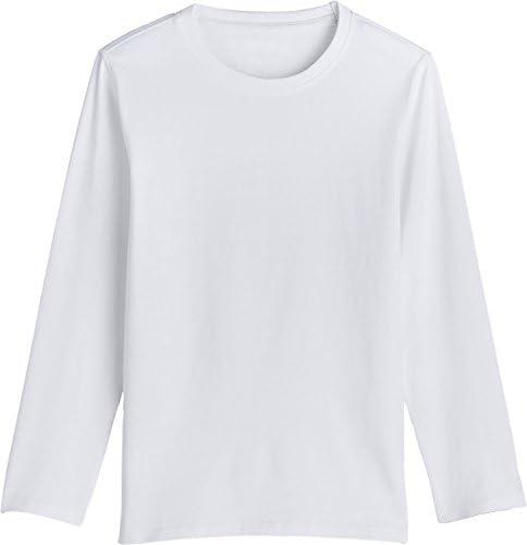 Sun Protective Coolibar UPF 50 Kids Coco Plum Everyday Long Sleeve T-Shirt