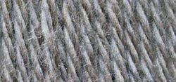 Bernat Bulk Buy Satin Solid Yarn (6-Pack) Grey Mist Heather - Knitting Satin Mist Yarn
