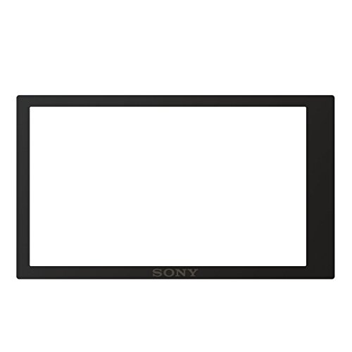 Sony PCKLM17 Screen Protect Semi-Hard Sheet for Sony Alpha A6000 (Black) from Sony