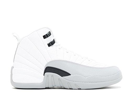 info for a7825 c202d Nike Air Jordan 12 Retro Gg, espadrilles de basket-ball fille Blanc .