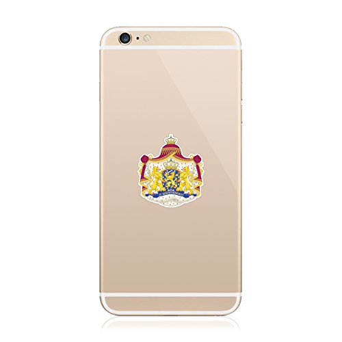 2X - Dutch Coat of Arms Cell Phone Sticker Die Cut Decal Self Adhesive FA - Arms Of Coat Dutch
