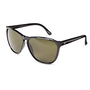 Electric Visual Encelia Gloss Black/OHM Polarized Grey Sunglasses