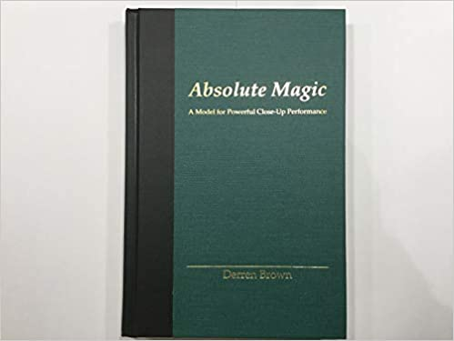 Amazon.com: Absolute Magic (9780972793810): Derren Brown: Books