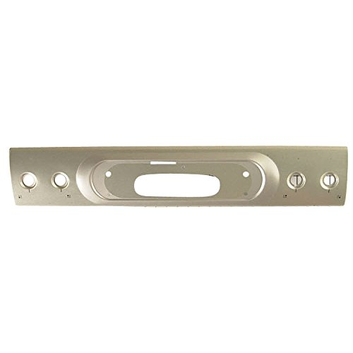Whirlpool Part Number 4453936SS: Control Panel (S.Steel)