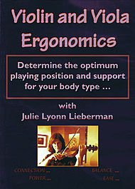 (Violin and Viola Ergonomics: Determine the Optimum Playing Position and Support for Your Body Type)