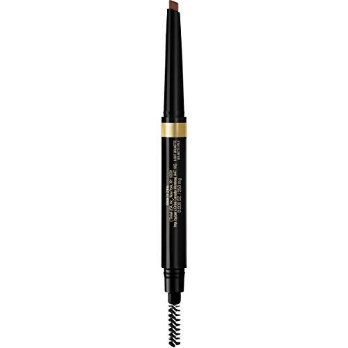 L'Oréal Paris Makeup Brow Stylist Shape & Fill Mechanical Eye Brow Makeup Pencil, Light Brunette, 0.008 oz.