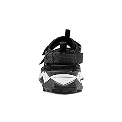 RAX Men's Cushioning Three-Strap Sport Sandal Outoor Antiskid Hiking Sandal | Sandals