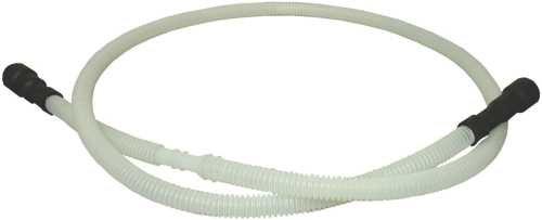 WHIRLPOOL GIDDS-289662 Universal Dishwasher Drain Hose, 1/2 x 78 Length 1/2 x 78 Length