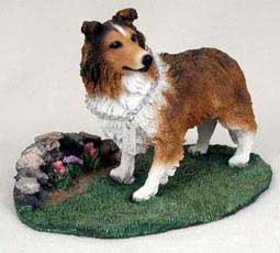 Shetland Sheepdog Figurine Sable MyDog