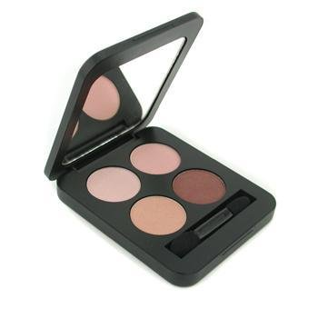 Pessed Miea Eyeshadow Quad - Eei (0.14 Ounce Shadow)