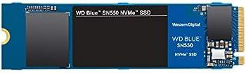 WD Blue SN550 NVMe Gen3 x4 PCIe M.2 2280 3D NAND 500GB Internal SSD