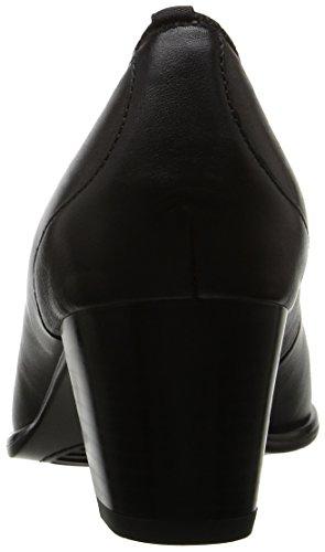 ara Womens McKinley Dress Pump Black Calf/Sivato Toe xmf1iP4R7