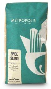 Spice Island Blend, Metropolis Coffee 5lb bag, Whole Bean Coffee by Metropolis Coffee