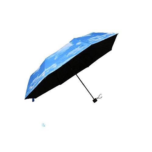 Saimoe Travel Umbrella Automatic LightWeight Unbreakable Umbrellas by Saimoe
