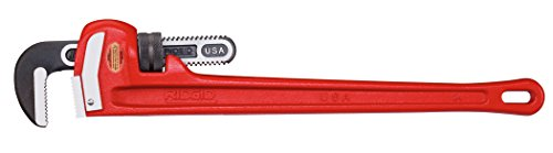 RIDGID 31030 Model 24 Heavy-Duty Straight Pipe Wrench, 24-inch Plumbing Wrench by Ridgid (Image #3)