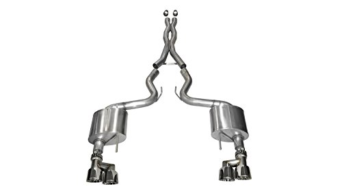 Corsa Performance Exhaust Systems - Corsa Performance 14335 Xtreme Cat-Back Exhaust System