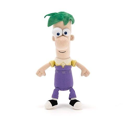 Disney Store Ferb Peluche 20 cm Phineas y Ferb Perry Original Agente P: Amazon.es: Juguetes y juegos