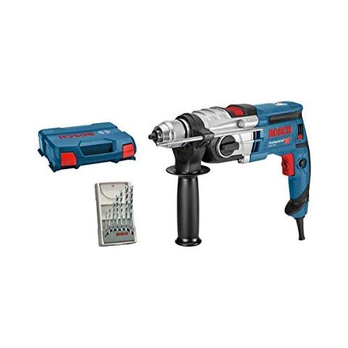 chollos oferta descuentos barato Bosch Professional GSB 20 2 Taladro percutor 850 W 2 velocidades 3000 rpm Ø max perforación hormigón 18