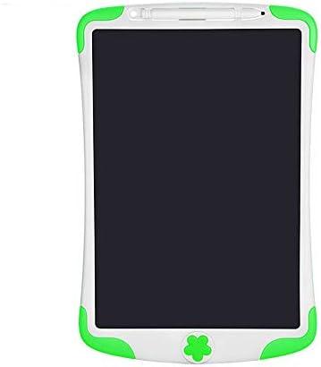 LKJASDHL 高輝度LCD手書きボードLcdライト電子小型黒板子供用ライティングボード10インチ手描きボード描画ボードブギーボード (色 : オレンジ)