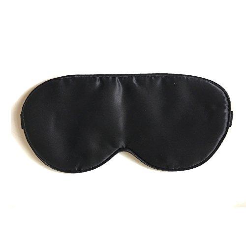 Gliterstar Silk Sleep Mask Blindfold Natural Comfortable Super Smooth Soft Light Blocker Eye Mask