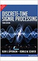 Book iscrete-Time Signal Processing 3rd By Alan V. Oppenheim (International Economy Edition)