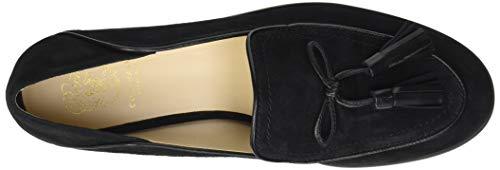 Tassel Flat Cole Pinch Black Suede Women's Loafer Soft Haan rgYYW4xv