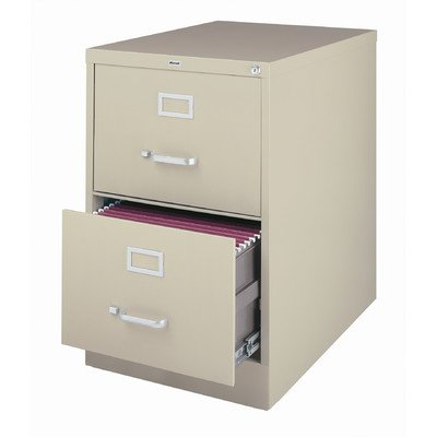 2-Drawer Commercial Legal Size File Cabinet Finish: Putty by CommClad