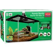 Aqua Culture 10 Gallon Reptile - Reptile Aquarium