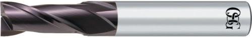 OSG 超硬エンドミル WX 2刃ショート 8