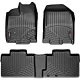 weathertech lancer 2013 - Weathertech 44223-1-2 Front and Rear Floorliners