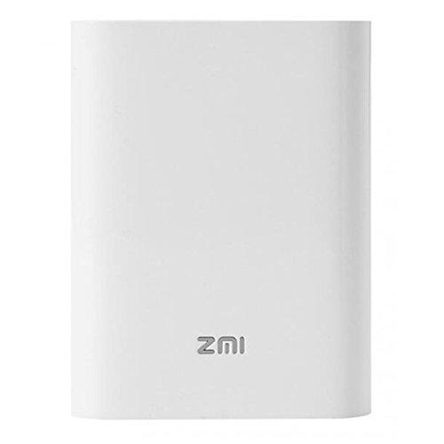 OLSUS White ZMI MF855 7800mAh 3G 4G Wireless Wi-Fi Router Po