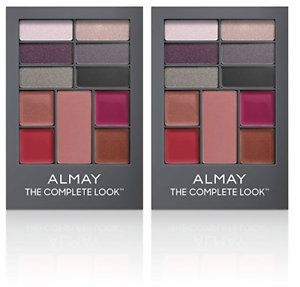 (Pack 2) Almay The Complete Look Palette, 300, Medium/Deep