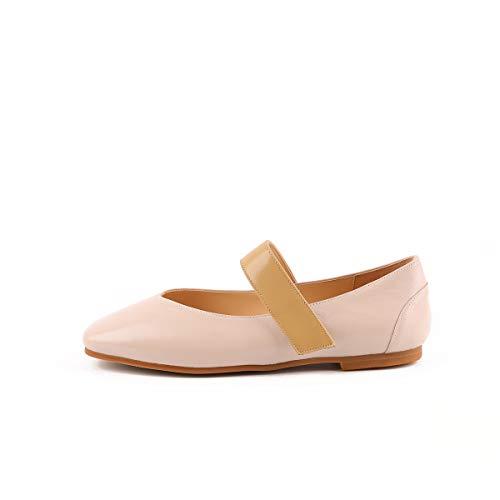 Sdc06266 Rosa Tacón Zapatos Mujer Uretano De Adeesu Para fx0qwO0d