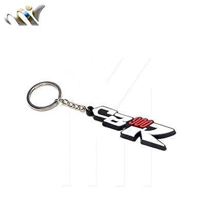 Amazon.com: Key Rings Motorcycle Model Keychain Keyring Key ...