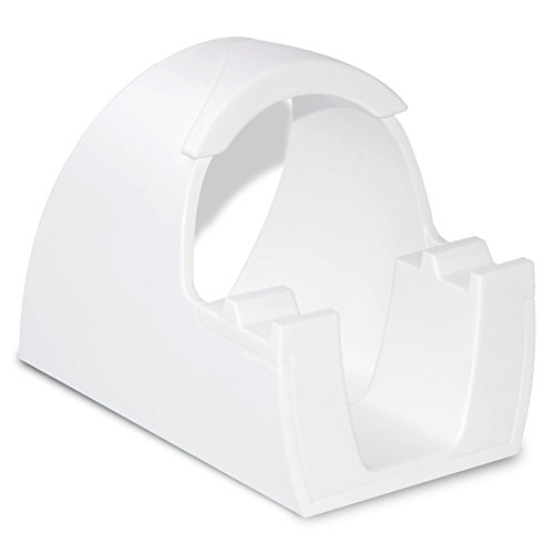 Tablet Stand, Wirezoll Desktop Stand Holder Dock for New iPad 2017 Pro 9.7, 10.5, Air Mini 2 3 4, Kindle, iPhone, Accessories, Tab, E-Reader, Other Tablets (4-13 inch) - White